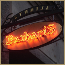 Barbaris Massage Studio' Riga