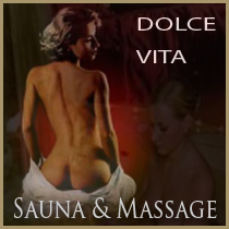 Dolce Vita Sauna and Massage' Riga